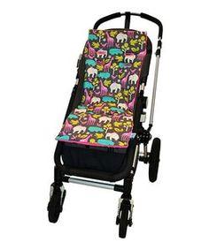 DIY stroller seat liner