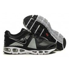 differently 57aab 0f021 Hommes Nike Air Max Tailwind Leath Noir Blanc