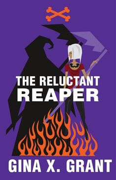 #CoverReveal The Reluctant Reaper (The Reluctant Reaper #1) by Gina X. Grant. Life for Kirsty d'Arc might not be perfect, but it's far from hellish. She likes her job, has a great BFF and truly admires Conrad, her boss. But when she dives in front of a lunatic's blade to save him from certain death, she finds out Conrad isn't so admirable after all. In fact, he's traded her soul to the Devil!  While her body lies...more ebook, 200 pages Expected publication: June 17th 2013 by Pocket Star