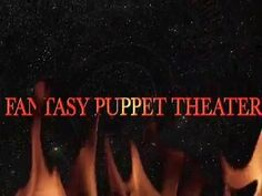 Fantasy Puppet Theater Presents Puppet Show, Puppets, Theater, Presents, Fantasy, Movie Posters, Gifts, Theatres, Film Poster