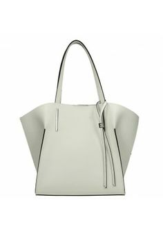 Gianni Chiarini shopper White Leather Craft, Leather Bag, Mens Canvas Messenger Bag, Creative Bag, Chinese Embroidery, Round Bag, Tote Bags, Shopping Bag, Totes