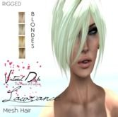 PROMO!!::VD:: Lawrance Hair Blondes