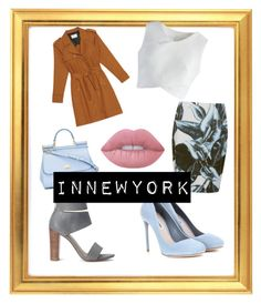 """""""bout her business"""" by shamelezzfashion on Polyvore featuring Splendid, Miu Miu, Sandro, Chicwish, Dolce&Gabbana and Lime Crime"""