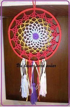 mandalas . atrapasueños . tejidos crochet