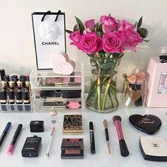 😍😍Makeup organisation ideas/makeup collection😍😍