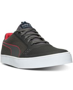 Puma Men's Red Bull Racing Wings Vulc Xtreme Casual Sneakers from Finish  Line