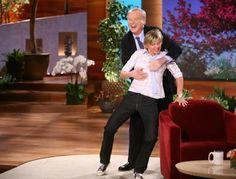 Best TV momento EVER!!! Chris Matthews atacks Ellen