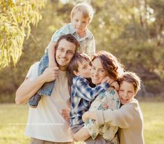 natural family portraits - Google Search