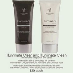 Illuminate❤️ The best cleanser ever!! I love this product so much!!