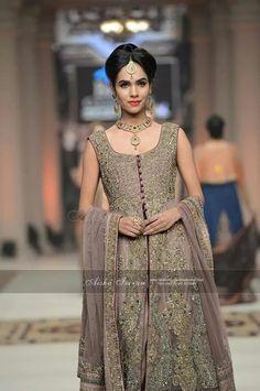 Alisha Imran TBCW 2014 pakistani fashion