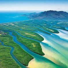Hinchinbrook Island National Park, Townsville, Queensland
