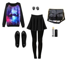 """""""Untitled #4365"""" by northamster ❤ liked on Polyvore featuring even&odd, ASOS, Betsey Johnson and Sugar Plum"""