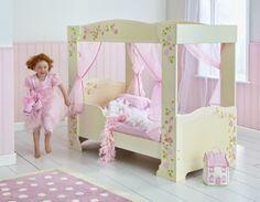 Worlds Apart 452FPS01 Kinder-Himmelbett mit Rosen günstig und sicher online bestellen!