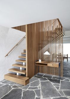 93 Stunning Modern Entrance Staircase Design Ideas 29 Understairs Ideas Design e… Interior Stairs, Home Interior Design, Interior Architecture, Interior Sketch, Interior Plants, Cafe Interior, Apartment Interior, Room Interior, Modern Interior