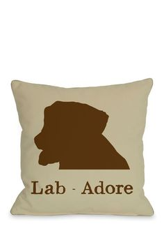 """Awww - exactly what I've always lovingly called """"Labradors"""""""