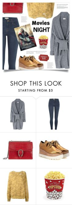 """""""Yay!"""" by marina-volaric ❤ liked on Polyvore featuring Acne Studios, River Island, Gucci, STELLA McCARTNEY, Undercover, West Bend and Frontgate"""