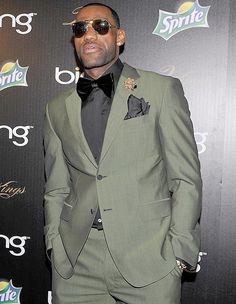 LeBron James - NBA Player Poll: Best Fashion Sense - Photos - SI.com