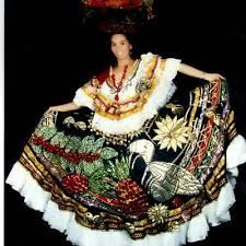 Trajes Tipicos y tradicionales del mundo: trajes tópicos Colombia Venezuela People Of The World, Boho Shorts, Outfits, Collection, Color, Dresses, South America, Beauty, Fashion