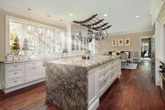 Cambria Quartz kitchen island countertop, the Langdon, which can be provided and installed from Building Pro, Lee's Summit MO Decor, Dream Kitchen, Countertops, Cambria Countertops, Kitchen Remodel, Design Palette, Stone Surface, Modern Decor, Kitchen Design
