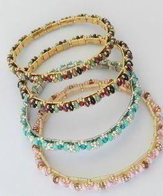 Xanadu Petite Bangle | JewelryLessons.com