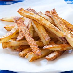 Crispy Oven Fries Recipe - Cook's Country from Cook's Country