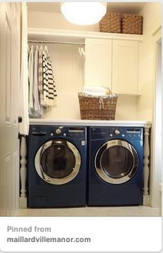 30 DIY Small Laundry Room Makeovers On a Budget Check Now