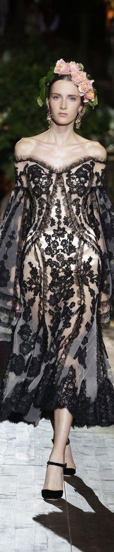 Dolce & Gabbana Alta Moda Fall 2015 couture jαɢlαdy