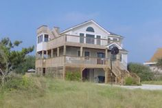 Castle On A Cloud, Southern Shores, Oceanside, Outer Banks vacation Rental  (#308)