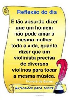 #Mensagem de #reflexao