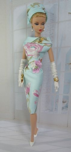 Eglantine for Silkstone Barbie and Victoire Roux on Etsy now