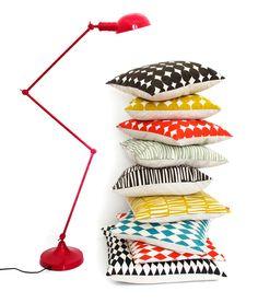 sfgirlbybay / bohemian modern style from a san francisco girl skinny laminx fabric design San Francisco Girls, Style Retro, Printed Cushions, Deco Design, Print Design, African Design, Textiles, Soft Furnishings, Fabric Patterns