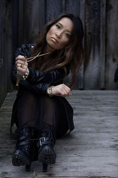 Simply Giovanna Fall 2014 Artistic Shoot - Gloria on Behance Goth, Behance, Jewellery, Fall, Artist, Style, Fashion, Goth Subculture, Autumn