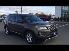 2016 Ford Explorer XLT #R2886A  at Hollis Ford in Truro, NS