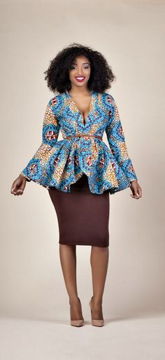 Dado Top.A beautiful statement unlined top ready to wear either with your favourable pair of jeans or skirt. Ankara | Dutch wax | Kente | Kitenge | Dashiki | African print bomber jacket | African fashion | Ankara bomber jacket | African prints | Nigerian style | Ghanaian fashion | Senegal fashion | Kenya fashion | Nigerian fashion | Ankara crop top (affiliate)