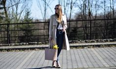 basic, jeans, shopper bag, spring outfit, casual, style, street style, street fashion, ootd, look, style, inspiration, bloger, fashionist, stylist,