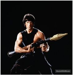 Rambo: First Blood Part II - Promo shot of Sylvester Stallone Clint Eastwood, Rambo 2, Hero Hunk, Sylvester Stallone Rambo, Silvester Stallone, Westerns, Terry Lee, Nostalgia, First Blood