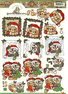 Stanzschablone-Yvonne Creations-Celebrating Christmas-Jingle Bells QUADRO