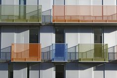 Gallery of 20 Unit Multifamily Housing and Commercial Block / Narch - 4