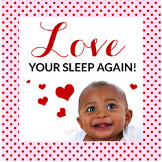 While we can't offer love advice we can help you fall in love with your bedtime again. #babysleep
