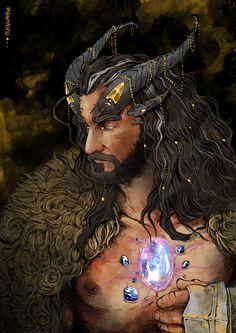 Thorin's dragon sickness