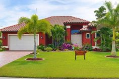 Villa Sanibel - great home on canal - vacation rental in Cape Coral, Florida. View more: #CapeCoralFloridaVacationRentals