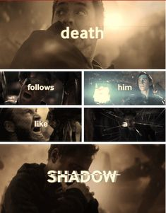 SPOILERS❌❌❌Death is a shadow #infintiywar