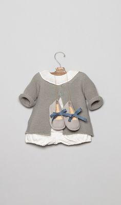 Conjuntos para bebé en la Tienda Online Nícoli Nicoli L1601017-bb Bebe