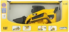 Bruder Cat Delta Loader, 2015 Amazon Top Rated Play Vehicles #Toy
