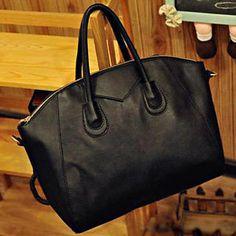 Celebrity Women Lady Handbag Shoulder Bag Tote Shopper Purse Satchel Black HOT!