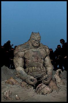 The Dark Knight III: The Master Race by Greg Capullo