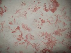 French antique fabric
