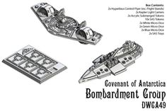 Covenant of Antarctica Bombardment Group