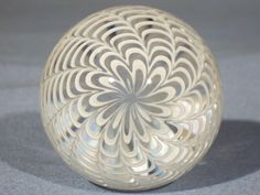 Marbles: Hand Made Art Glass James Alloway Dichroic New Design #1771 2.05inch