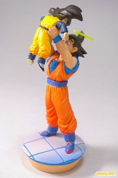 Dragonball Megahouse Capsule Neo Figure - Goku & Goten